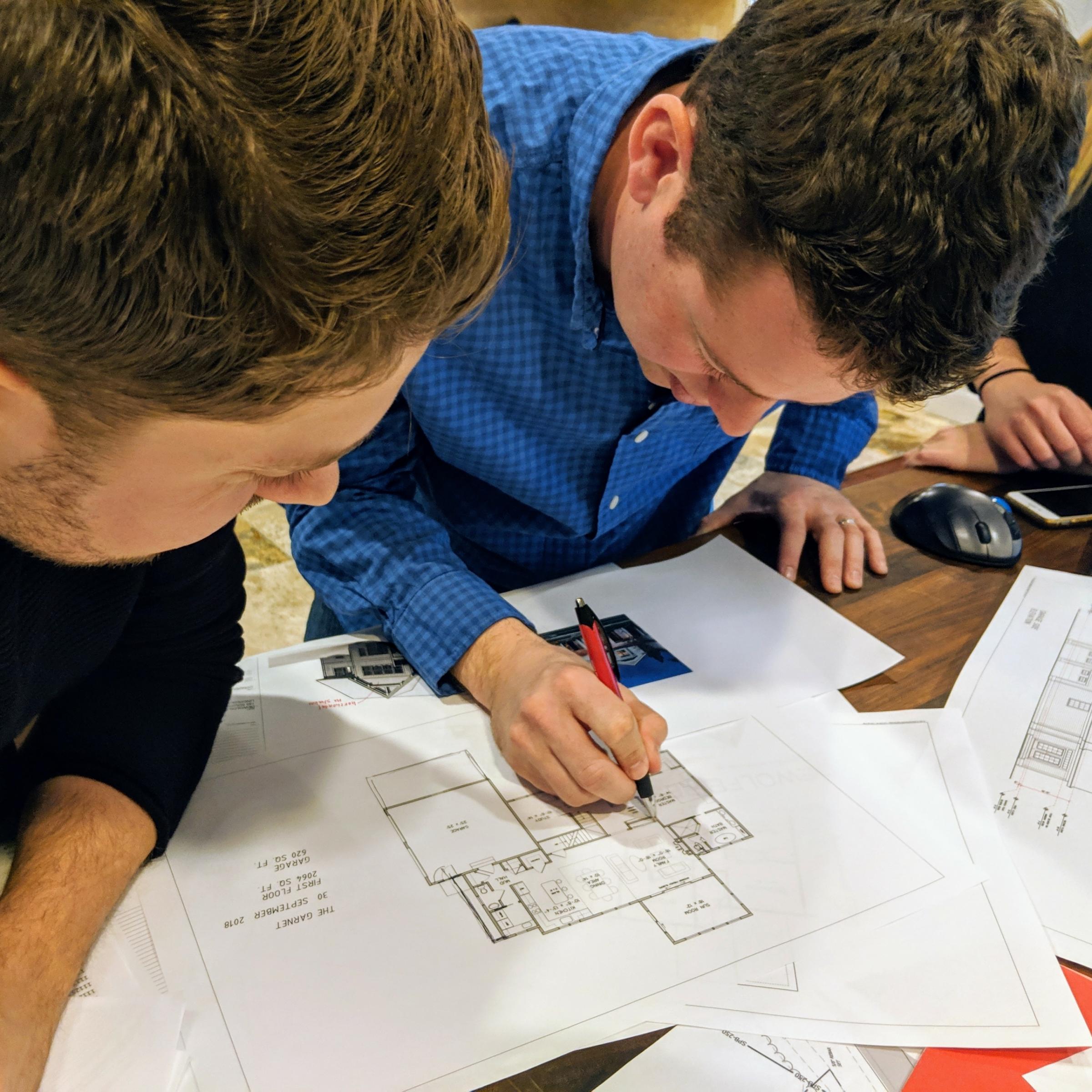 Client Services Architectural Design