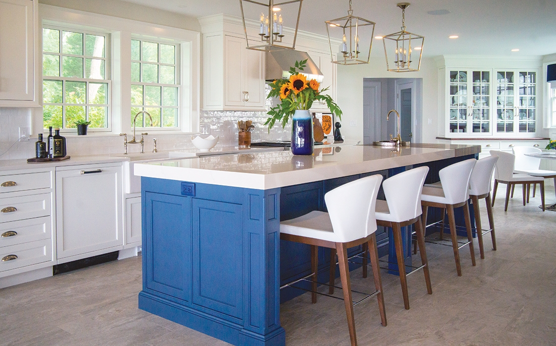 Cotuit Estate Kitchen Remodel