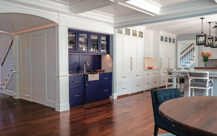 Custom Cabinetry & Millwork