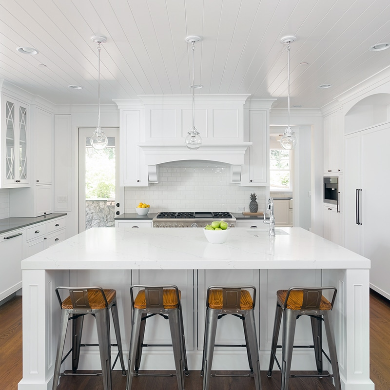 Cape Cod Architect & Builder - Kitchen & Bathroom Remodel